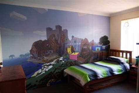 Minecraft Themed Bedroom Wallpaper by Minecraft Wallpaper For Sale On Gumtree Minecrack