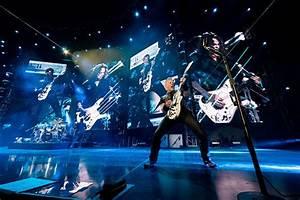 Beijing, China - January 18, 2017 - Metallica