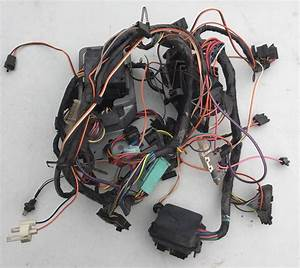 82-89 Camaro Dash Wiring Harness