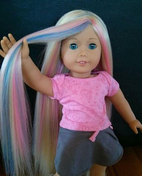 25 Cute & Beautiful American Girl Doll Hairstyles