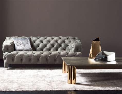 nella vetrina rugiano cloud luxury upholstered grey nubuck