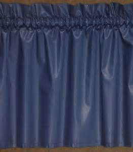 marine blue 14 034 window curtains drapes valance panels country kitchen bedroom boy ebay