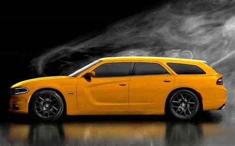 Dodge Car : A 490 Bhp Station Wagon? Welcome To The New 2017 Dodge Magnum