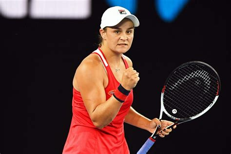 Ashleigh barty defeated the czech teenager marketa vondrousova in straight sets within 70 minutes to win the french open women's singles title on saturday. ASHLEIGH BARTY at Australian Open Tennis Tournament in ...