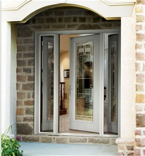 therma tru vented sidelights more than a sidelite with