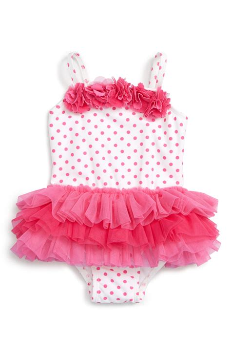 piece tutu swimsuit baby girls nordstrom