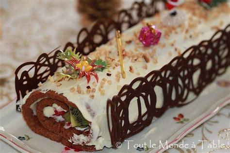 hervé cuisine buche buche de noel mascarpone et chocolat