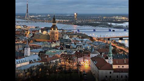 Winter in Rīga, Latvia - Unravel Travel TV - YouTube
