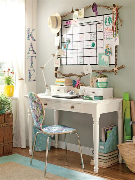 10 Ideas For A Smarter Homework Station Hgtv