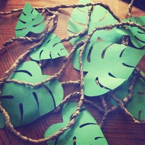 diy jungle safari decorations ideas jungle decorations