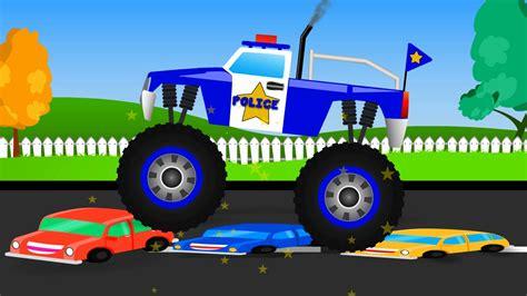 monster truck video for monster truck stunt monster truck videos for kids m