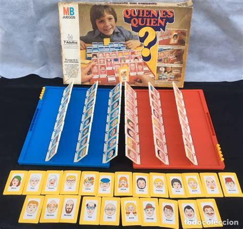 Juega burnin' rubber 5 xs, parking fury 3d: juego quien es quien? mb antiguo - Comprar Juegos de mesa ...
