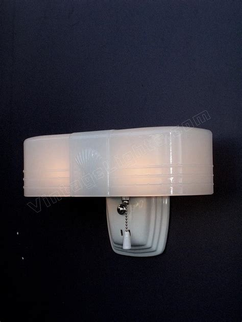 vintage bathroom light fixtures deco bathroom light fixture antique deco lighting