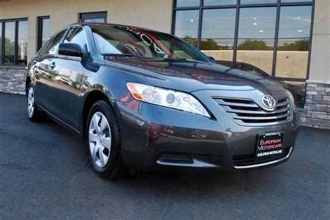 2009 Toyota Camry Le by 2009 Toyota Camry Le For Sale Near Middletown Ct Ct