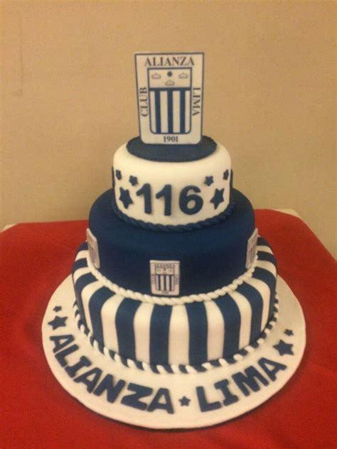 feliz 116 a 241 os de gloria alianza lima birthday cake cake y birthday