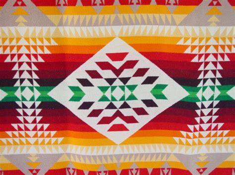 pendleton indian trade blanket  circa sold cindy