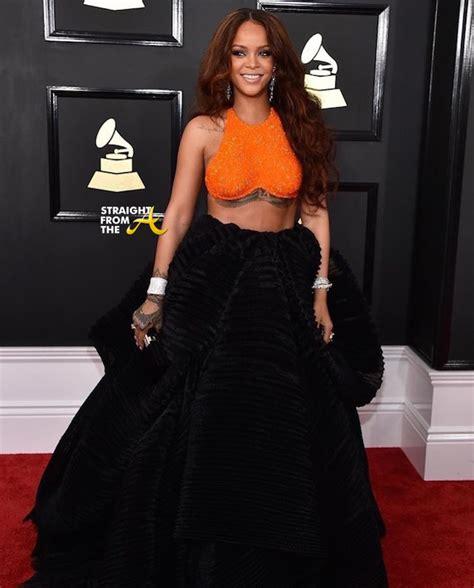 Rihanna Red Carpet 10