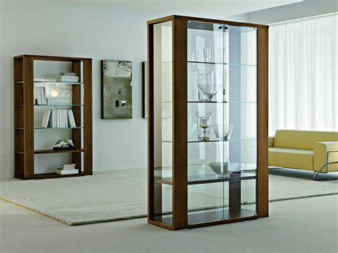 vitrine verre et bois 6252 vitrine tonin casa en verre et bois en diff 233 rentes finitions 110 x 45 cm avec