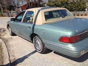 Purchase Used 1997 Mercury Grand Marquis Gs Sedan 4