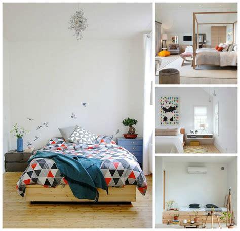 chambre scandinave décoration scandinave pour chambre à coucher moderne