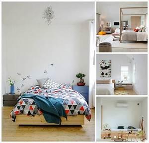 couleur pour chambre scandinave ralisscom With couleur pour un salon 2 papiers peints pour une chambre scandinave blog au fil
