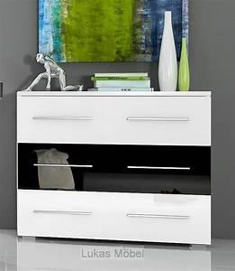 Kommode Weiß Hochglanz Schlafzimmer : komplett schlafzimmer hochglanz rivabox ii ~ Bigdaddyawards.com Haus und Dekorationen