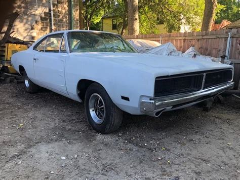 Charger For Sale In Michigan by 1969 Dodge Charger For Sale Classiccars Cc 1152468