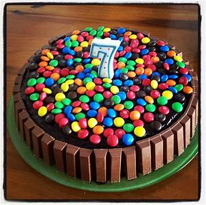 Gateau Anniversaire Garcon : anniversaire24 gateau anniversaire 7 ans ~ Melissatoandfro.com Idées de Décoration