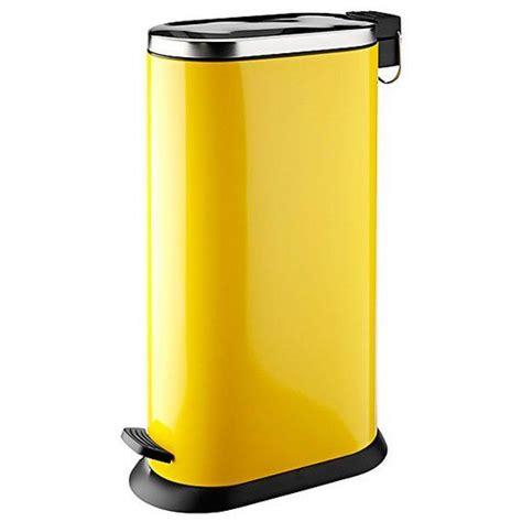 poubelle cuisine jaune les 25 meilleures idées de la catégorie poubelle jaune sur