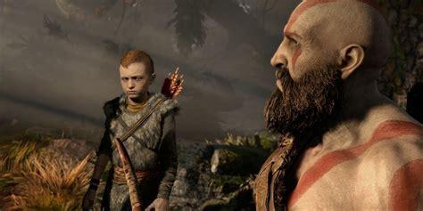 God Of War Kratos Sons Name Revealed