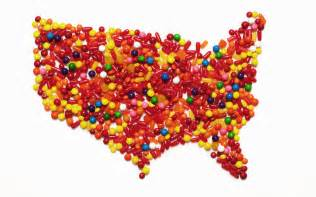 Top Halloween Candy By State by America S Favorite Halloween Candy According To Each