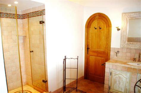 plan de la cuisine salle de bain provencale