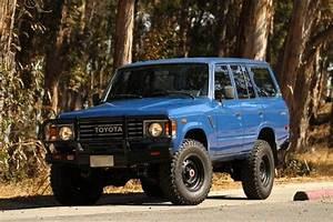 Sell Used 1987 Toyota Fj60 Landcruiser Orig Window Sticker
