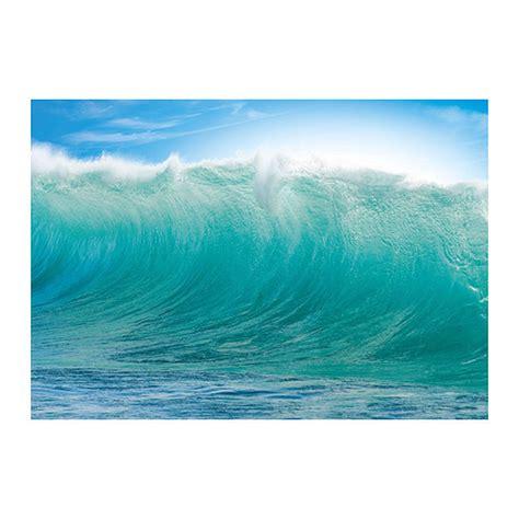 Ikea Bild Strand by Ikea Premiar Hawaii Waves Blue Wall Print Surfer
