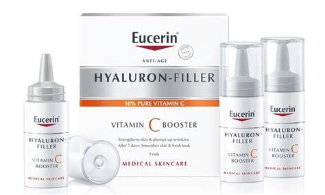 Aicinām izmēģināt Eucerin Hyaluron- Filler Vitamīna C ...