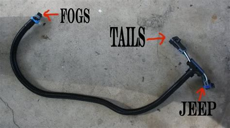 Tinted Led Tails Harness Cherokee Srt Forum