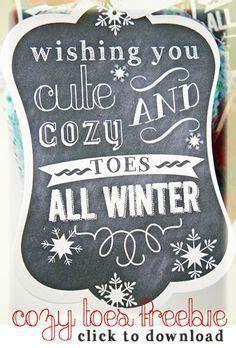 tag  cozy toes gift  socks nail