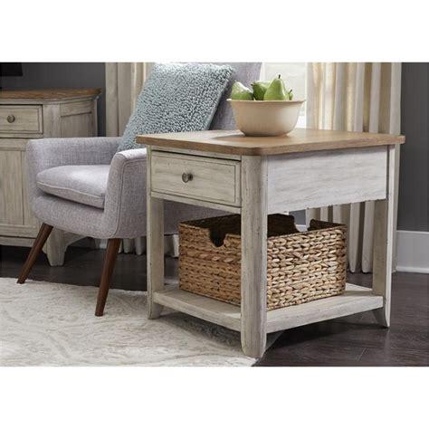 ot liberty furniture  table  basket
