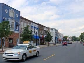 Downtown Richmond Michigan