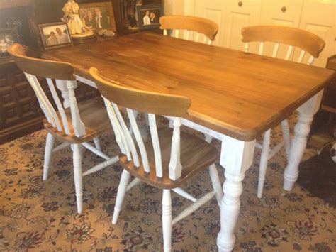 upcycled dining table  chairs houseprojects   dining table oak dining table oak