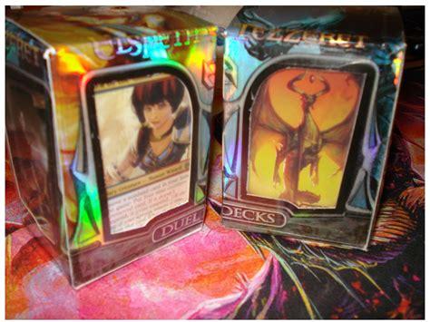 custom edh deck boxes artwork creativity community