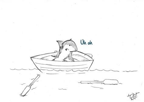 Row Row Your Boat Shark by Quot Oh Dakuwaqa Quot The Shark Comics And Row Row