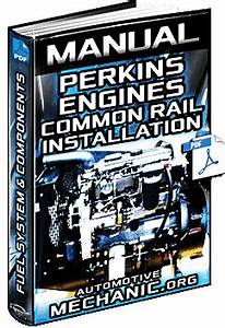 Manual For Perkins 1106d  1104d Engines