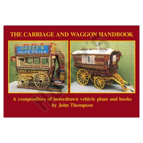 shop  carriage  wagon handbook hobbyukcom hobbys