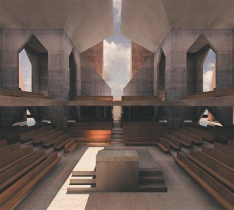 hurva synagogue louis kahn arquitectura sacre