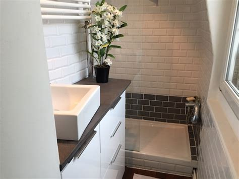 faire sa cuisine ikea un meuble de salle de bain avec ikéa la clamartoise