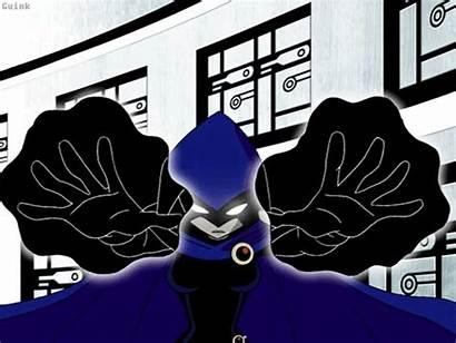 Raven Titans Teen Zinthos Azarath Metrion Dc