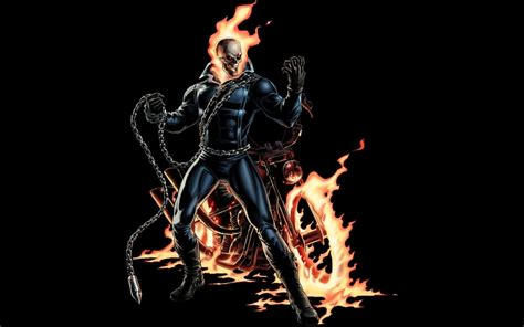 Ghost Themes Ghost Rider Theme For Windows 7