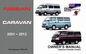 Nissan Caravan 2001