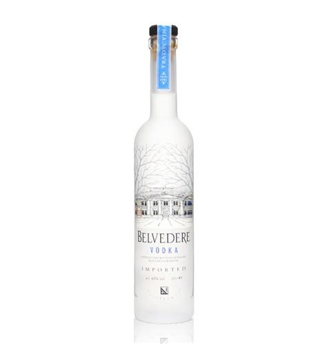 premium vodka belvedere premium polish vodka 70cl spirits by post
